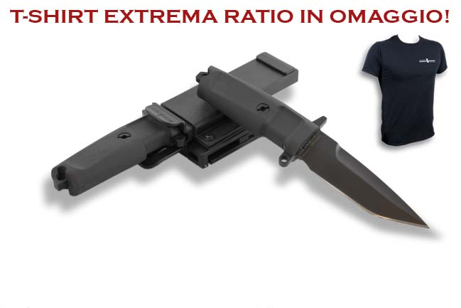 EXTREMA RATIO - COL MOSCHIN COMPACT BLACK