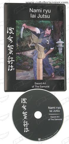 DVD Nami ryu - Nami ryu Iai Jutsu
