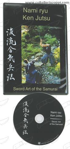 DVD Nami ryu - Nami ryu Ken Jutsu