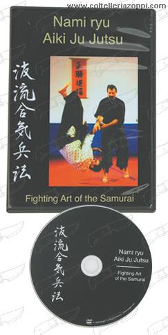 DVD Nami ryu - Nami ryu Aiki Ju Jutsu