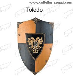 Replica Scudi legno - TOLEDO