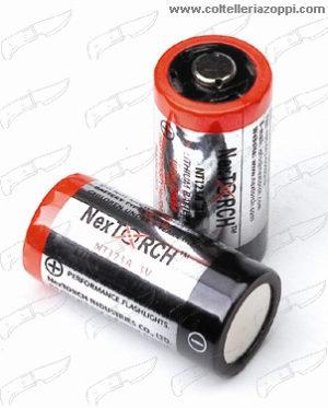 Batterie NT123A 3 V - Box 6 Batterie