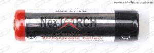 Batteria ricaricabile NT18650 3.7 V