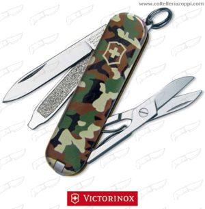 VICTORINOX CLASSIC SD CAMO