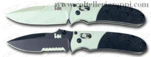 Mod.HK34FDCB Axis Folder Drop Black filo comb