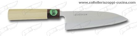 Coltello da Cucina DEBA bianco - cm.15