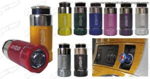 Spotlight LED colori assortiti
