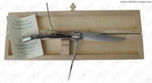 Laguiole Premipipa m.corno in box legno -