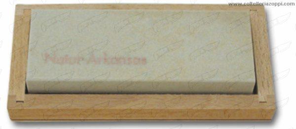 Pietra Arkansas box legno 40 x 100