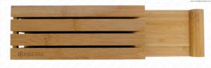 Blocco portacoltelli in Bambù