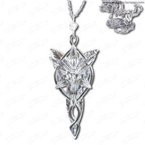 Ciondolo di Arwen argento