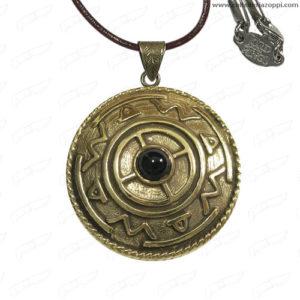 Ciondolo di Re Theoden argento