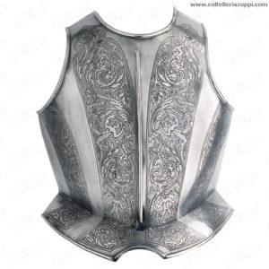 Pettorale da corazza (ornamentale)
