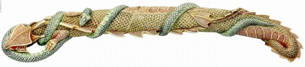 Aikuchi Dragon Snake