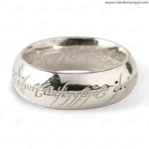 L'Unico Anello (argento - taglia piccola)