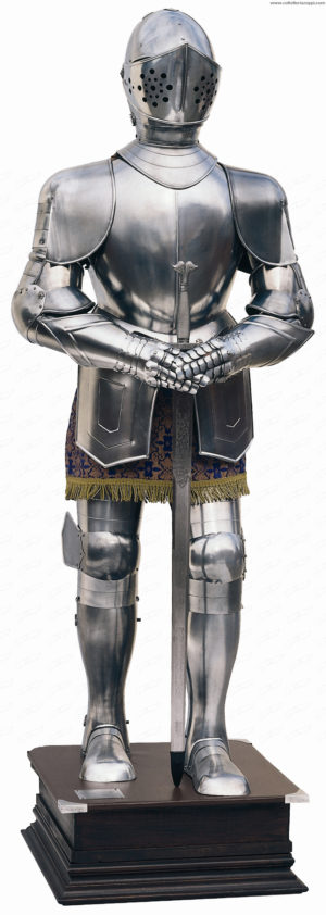Armatura spagnola del XVI secolo