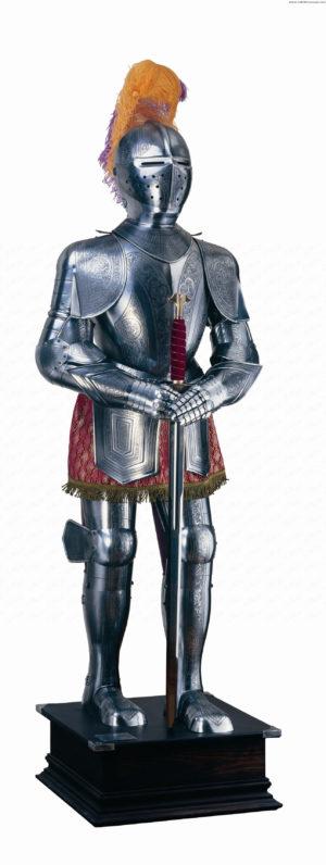 MARTO - Armatura spagnola del XVI secolo