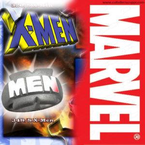 Anello X-Men in Argento