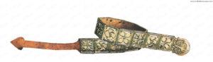 Cinturone da centurione romano