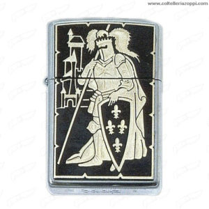 Accendino Zippo Templare Armigero scudo