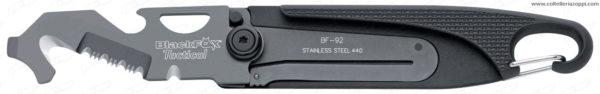 Black Fox Coltello Militare/salvataggio - BF-92