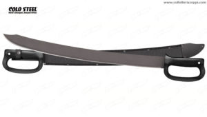 COLD STEEL CUTLASS MACHETE CON FODERO