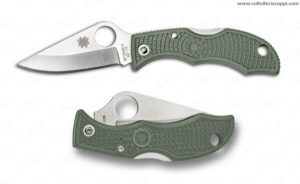 SPYDERCO - Coltello Chiudibile LADYBUG 3 FOLIAGE GREEN - LFG3