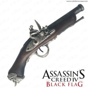 ASSASSIN'S CREED IV - Pistola a Canna Liscia