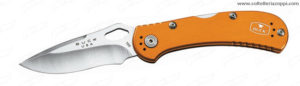 BUCK - Coltello Chiudibile SPITFIRE ALLUMINIUM ORANGE - 0722ORX1-B