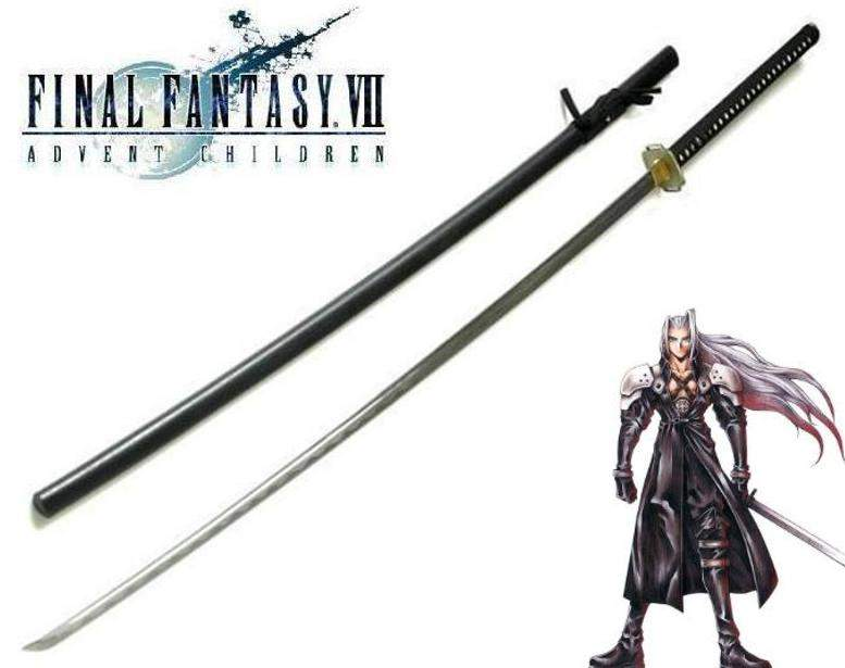 KATANA ANIME - FINAL FANTASY VII