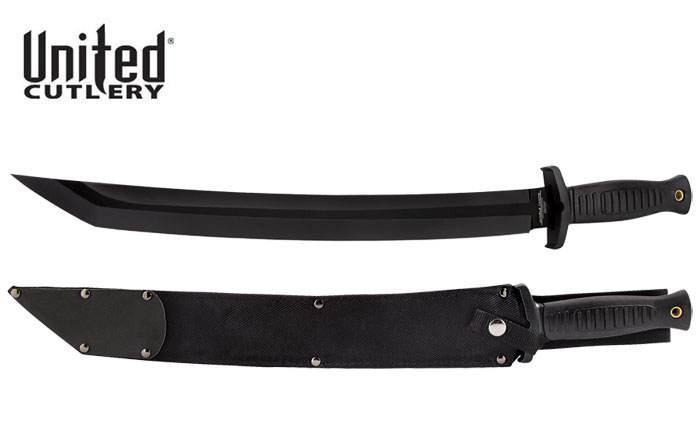 UNITED CUTLERY - COMBAT COMMANDER JUNGLE TANTO MACHETE