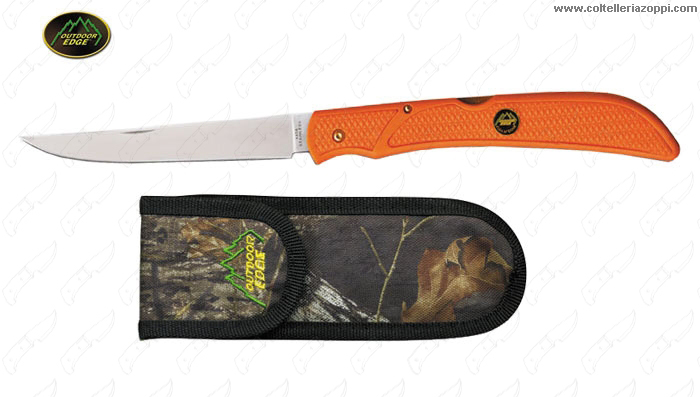 OUTDOOR EDGE - Field-Bone Orange -