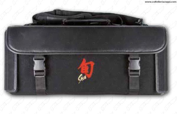 KAI - Shun Borsa Portacoltelli - 17 Alloggi