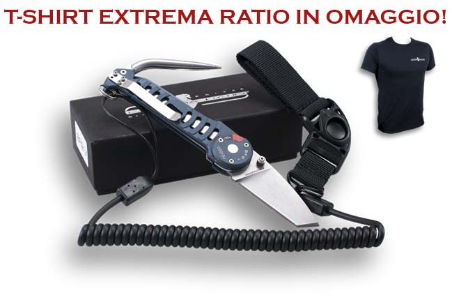 EXTREMA RATIO - BF2 V STONE WASHED