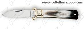 CONAZ - Caccia Mugellano in Corno di Bue con Estrattore 18cm