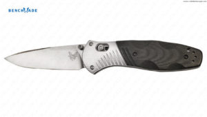 BENCHMADE - Barrage Spear G-10/Alluminio -