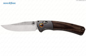 BENCHMADE - Crooked River Wood Handle -