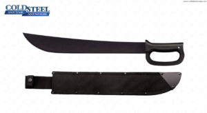 "COLD STEEL - Latin D-Guard Machete 18"" -"