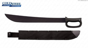 "COLD STEEL - Latin D-Guard Machete 21"" -"