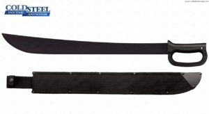"COLD STEEL - Latin D-Guard Machete 24"" -"