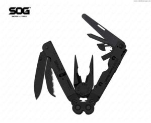 SOG - Power Assist EOD Black S67N-CP -