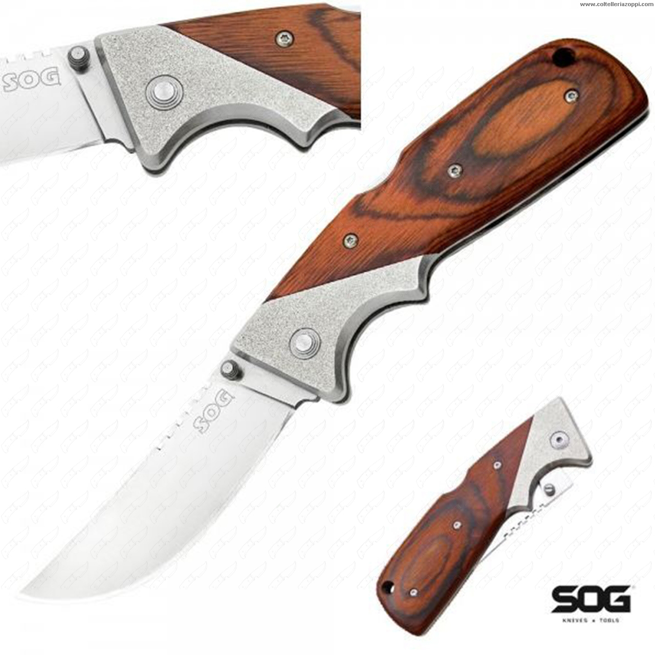 SOG - WOODLINE FOLDER WD-50 -