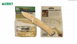 CRKT - KLECKER WOOD KNIFE KIT -