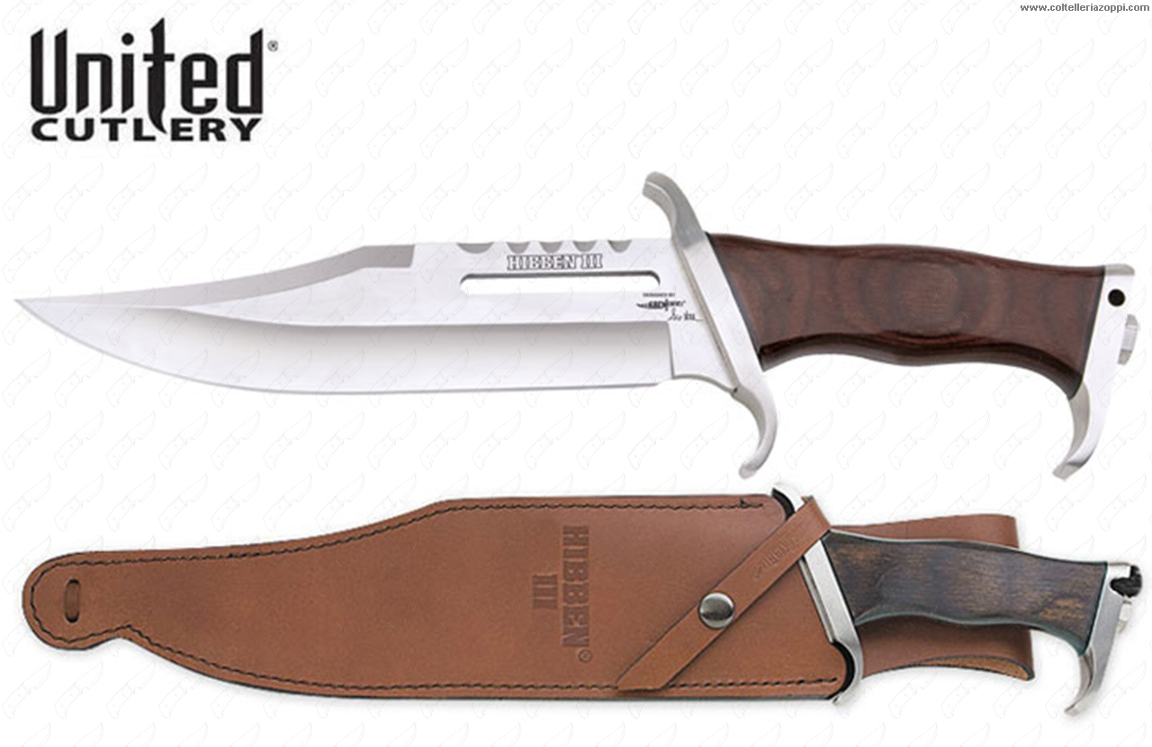UNITED CUTLERY - HIBBEN III FIGHTER -