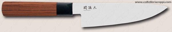 KAI - Seki Magoroku Red Wood Coltello da Cucina 15cm