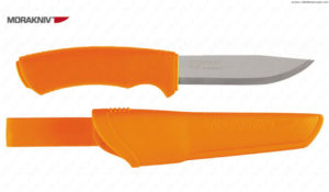 MORAKNIV - BUSHCRAFT ORANGE (12492) -