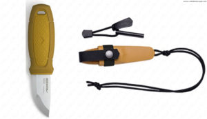 MORAKNIV - ELDRIS NECK-KIT YELLOW (12771) -