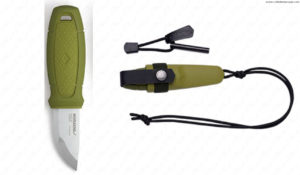 MORAKNIV - ELDRIS NECK-KIT GREEN (12771) -