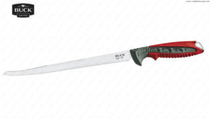 "BUCK - FILLET 027 CLEARWATER AVID 9"" -"